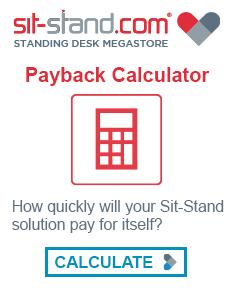 Standing Desks - Payback Calculator